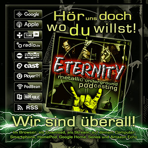 Metal Podcast überall